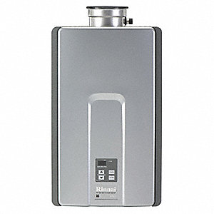 "14.0"" x 9.6"" x 22.9"" LP Gas Tankless Water Heater with 180,000 Input (BTU)"