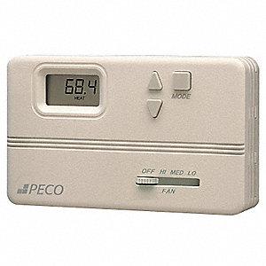 peco fan coil thermostat electronic digital 6ffx5 tb158 100 rh grainger com