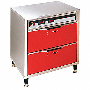 Digital Holding Drawers,2 Drawers