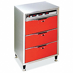 Digital Holding Drawers,3 Drawers