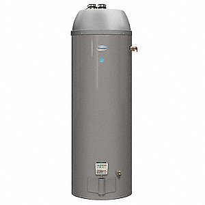 Water Heater,50 gal.,40000 BtuH