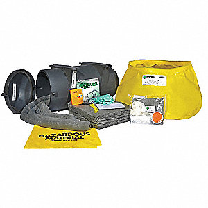 Vehicle Spill Kit,  Oil-Based Liquids