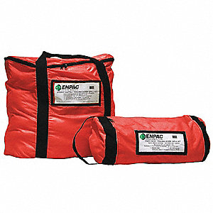 Biohazard Spill Kit,Duffel Bag
