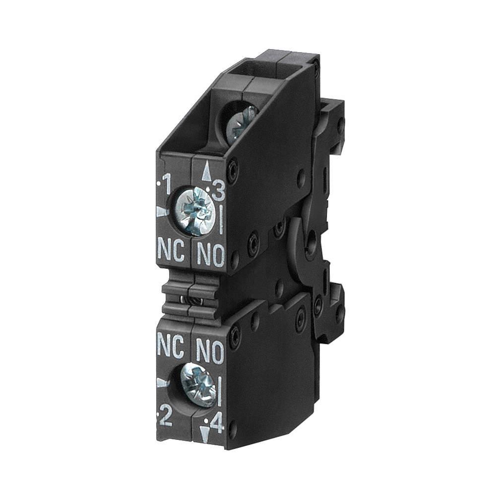 Siemens 3SB3400-0A Push Button Contact Block NEW