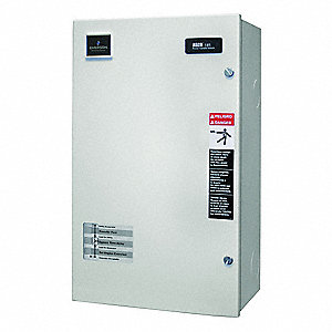 Automatic Transfer Switch,480V,31 In. H