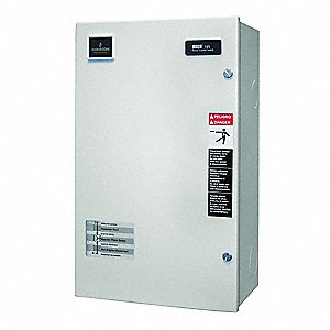 Automatic Transfer Switch,208V,48 In. H