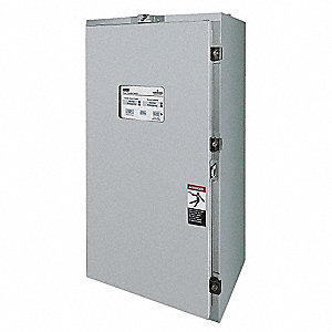 Automatic Transfer Switch,480V,50-1/2InH