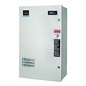 Automatic Transfer Switch,208V,72 In. H
