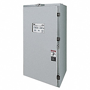 Automatic Transfer Switch,208V,75 In. H