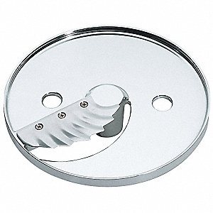 "10 1/4"" x 10 1/4"" x 6 3/8"" 3 mm Stainless Steel Slicing Disc; For 6FTJ2, 6FTJ3"