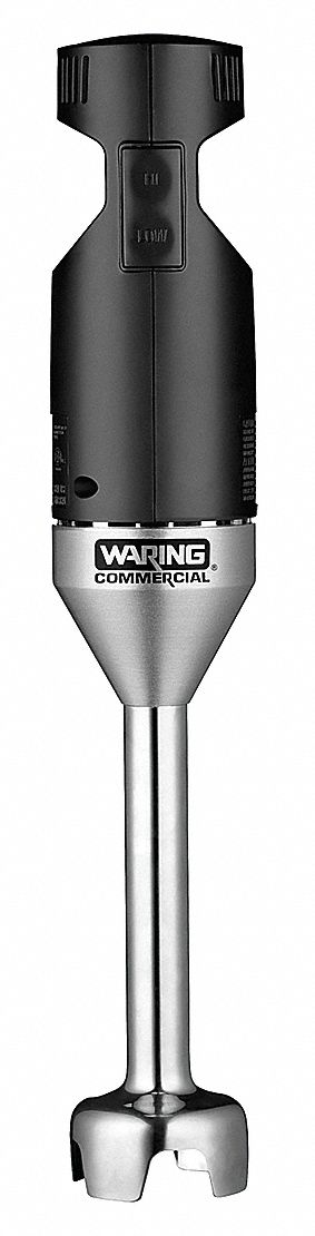 12 qt Light-Duty Immersion Blender, Gray