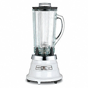 40 Oz Heavy-Duty Food Blender, Gray