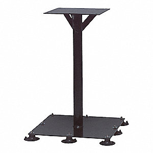 crow industrial base product pedestal cw works