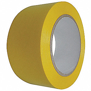 Hazard Marking Tape,Roll,1In W,108 ft. L