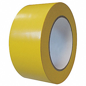 "Floor Marking Tape, Solid, Roll, 2"" x 108 ft., 1 EA"