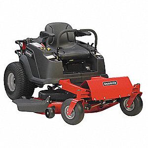 "26 HP Zero Turn Mower, 52"" Cutting Width, 0"" Turning Radius"