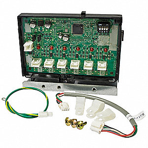 Electronics and Plastic Case Mic-6 Manifold Controller System, For Use With: Rheem Tankless Water He