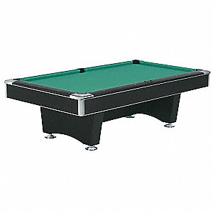 Attirant Centurion Comp 9ft Billiards Table Black