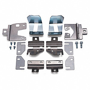 Security Hasp Bracket Kit