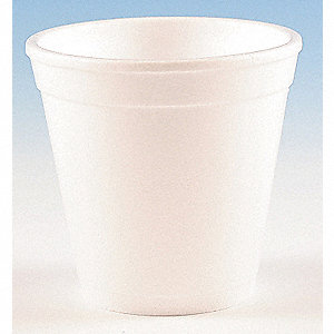 CUP,DISPOSABLE,4 OZ, WHITE,PK 1000