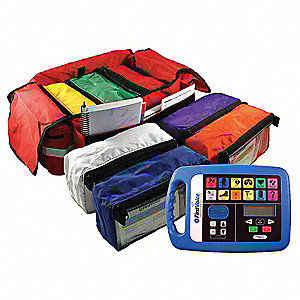 Duffel,100 Person,First Aid Kit
