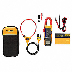 "Clamp On Digital Remote Display Clamp Meter, 1-1/3"" Jaw Capacity, CAT IV 600V, CAT III 1000V"