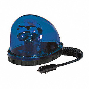 Strobe Light,Blue,Magnetic,Halogen
