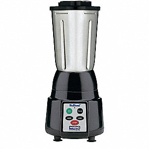 32 oz. Commercial Bar Blender, Black