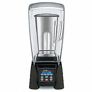 64 Oz High Power, Reprogrammable with Sound Enclosure Blender, Black