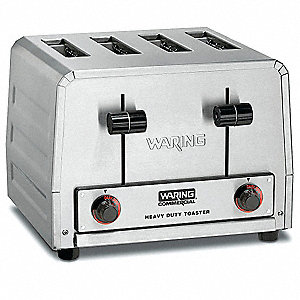 4-Slice  Heavy Duty Toaster,240V