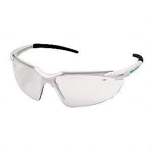 Body Glove Bio  459 Scratch-Resistant Safety Glasses, Clear Lens Color