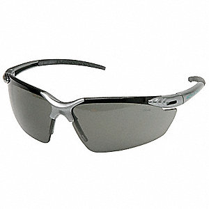 Body Glove Bio  459 Scratch-Resistant Safety Glasses, Gray Lens Color
