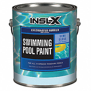 Black Paint, Semi-Gloss Finish, 250 to 300 sq. ft./gal. Coverage, Size: 1 gal.