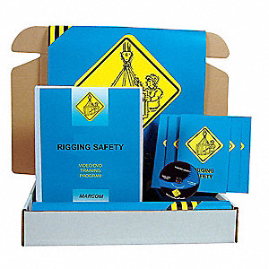 Rigging Safety DVD Kit