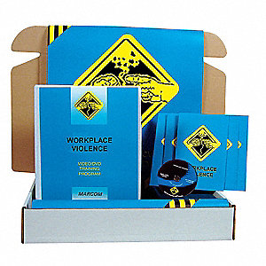 Safety Training Kit,Eng,Workplace Safety