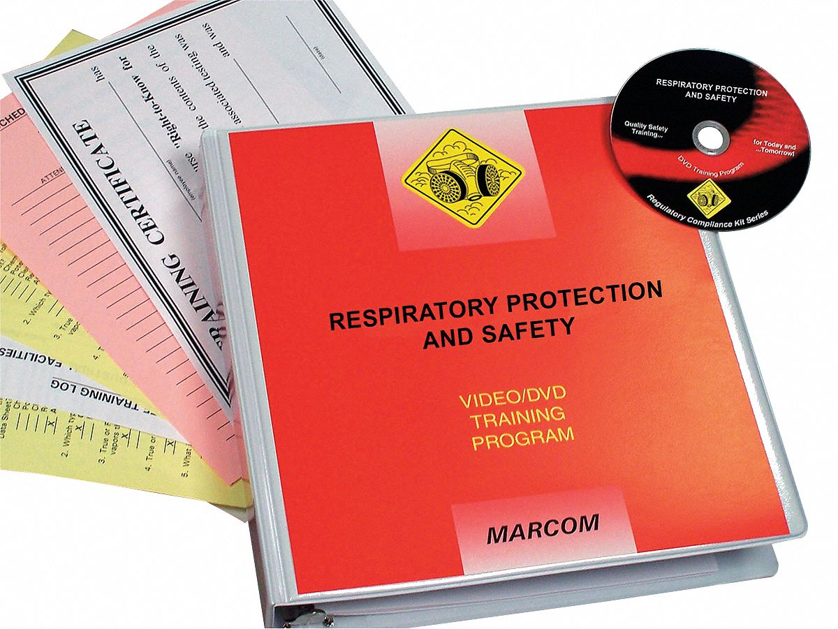 Compliance Training Program,  DVD,  Chemical/HAZMAT Training,  English