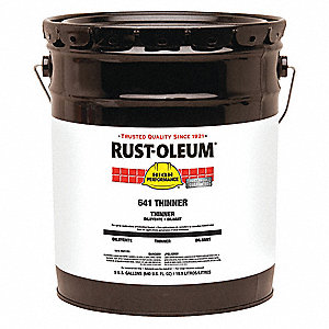 Paint Thinner,5 gal.