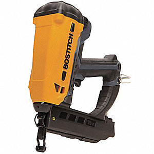 "Cordless Brad Nailer Kit, Voltage 3.6 Li-Ion, Battery Included, Fastener Range 5/8"" to 2"""