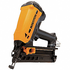 "Cordless Finish Nailer Kit, Voltage 3.6 Li-Ion, Battery Included, Fastener Range 1-1/4"" to 2-1/2"""