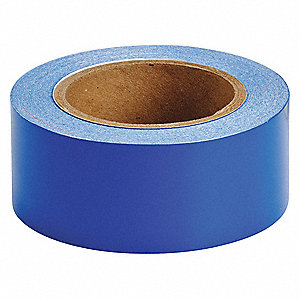 "Banding Tape, Blue, Vinyl, 2"" x 90 ft."