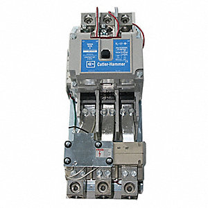 24VAC NEMA Magnetic Contactor; No. of Poles: 3, Reversing: Yes, 135 Full Load Amps