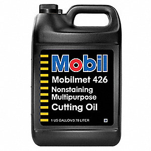 Mobilmet 426, Cutting Oil, 1 gal