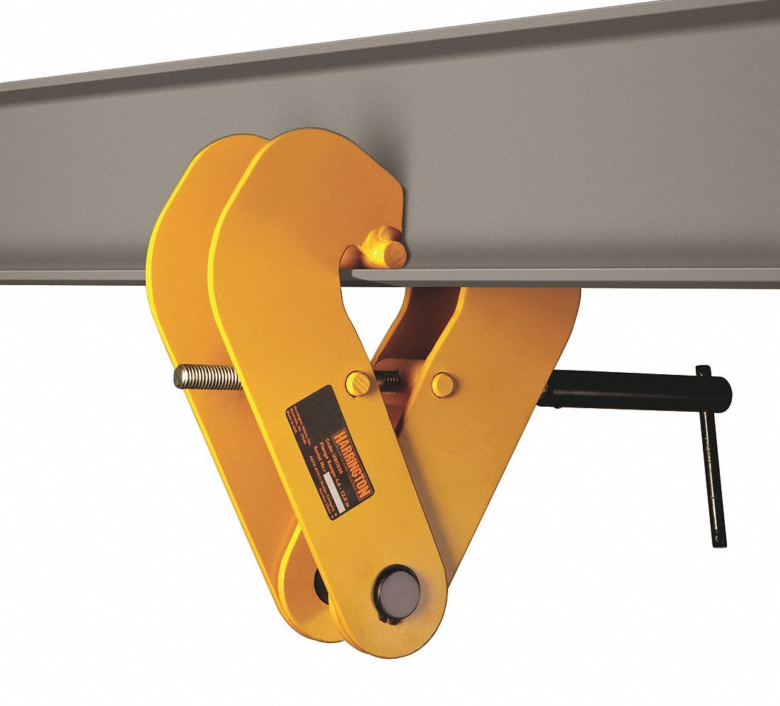 Beam And Rail Grabs And Tongs