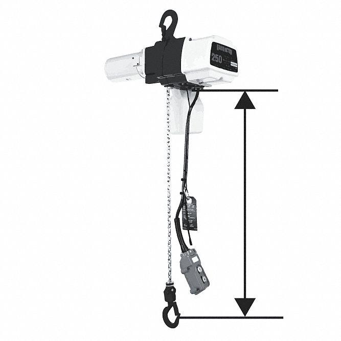 Hoists and Hoisting Equipment - Grainger Industrial Supply