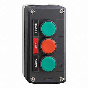 Push Button Control Station,2NO/1NC,22mm