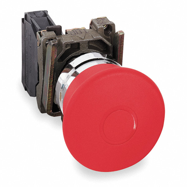 Schneider Electric Emergency Stop Push Button Type Of
