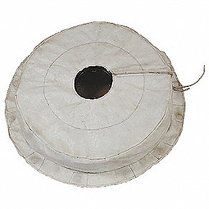 Insulated Fan Cover,31-1/2 In O D