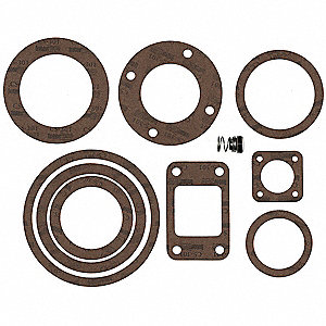 Seal Kit for Model 616, 617, 625, 626, 650, 3/4 to 2HP