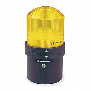 ILL BEACON STEADY INC YELLOW 250V M