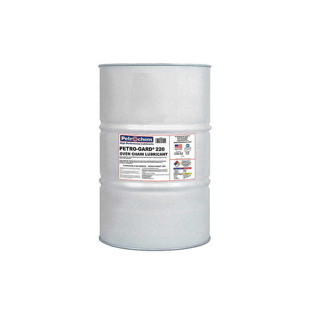 PETROCHEM Chain, Cable, Wire Lubricant, 55 gal. Drum, Synthetic Oil ...